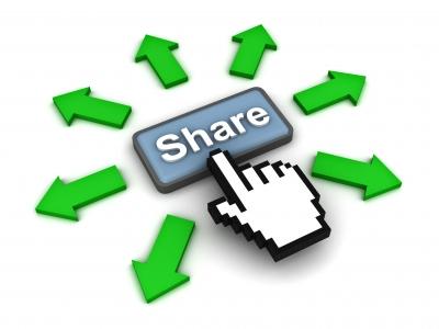 sharing-social-media